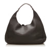 Brown Bottega Veneta Campana Leather Hobo Bag