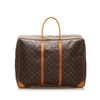 Brown Louis Vuitton Monogram Sirius 50 Bag