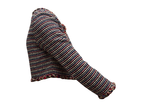 Silver Stella McCartney Metallic Low-Top Sneakers