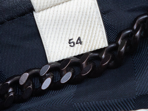 Vintage Cream Chanel Boutique Long Double-Breasted Coat