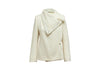 White Max Mara Virgin Wool Jacket