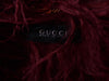 Cranberry/Purple Gucci Mongolian Lamb Jacket