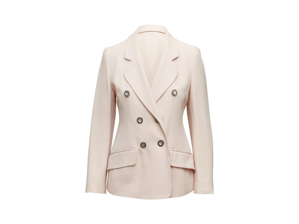 Light Pink Vintage Cheap and Chico By Moschino Blazer