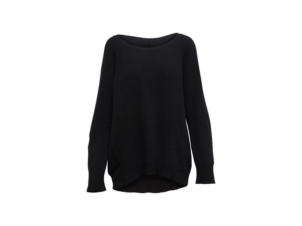 Black The Row Scoop Neck Sweater