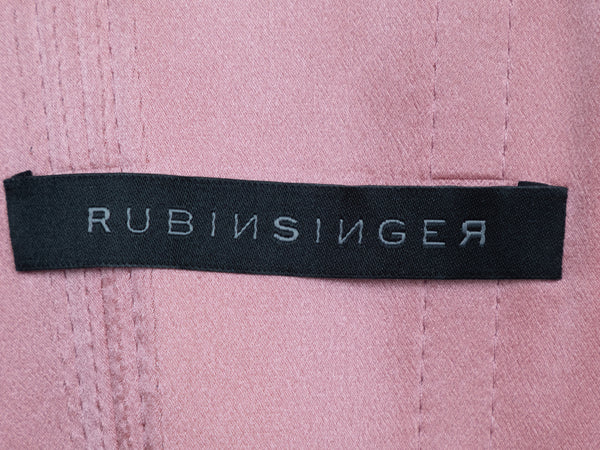 Black Manolo Blahnik Suede Pointed-Toe Pumps