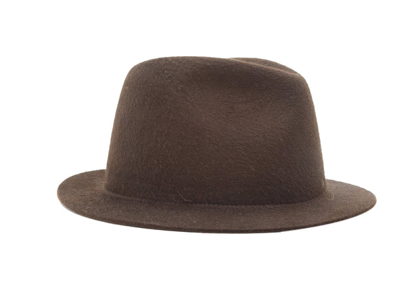 Brown Loro Piana Mink Felt Hat