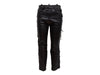 Grey Burberry Smocked Short Sleeve Bolero