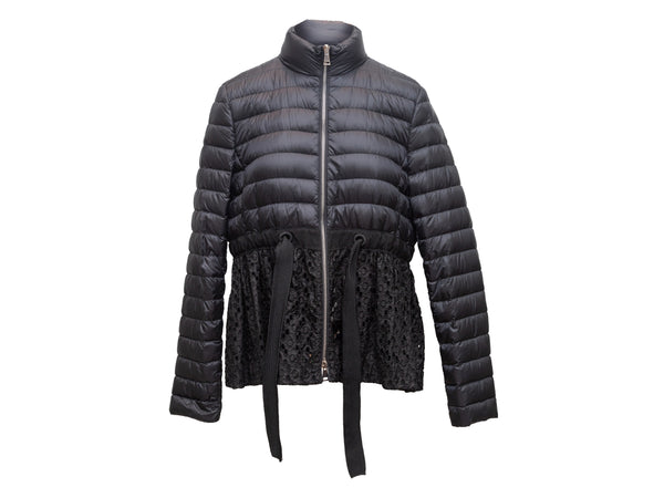 Tan Givenchy Suede Oversize Dolman Sleeve Top