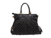 White & Multicolor Akris Punto Sleeveless Dot Print Dress