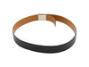 Black Hermes Leather Belt