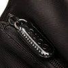 Black Gucci Bamboo Nylon Handbag Bag