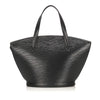 Black Louis Vuitton Epi Saint Jacques PM Short Strap Bag