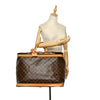 Brown Louis Vuitton Monogram Cruiser 50 Bag
