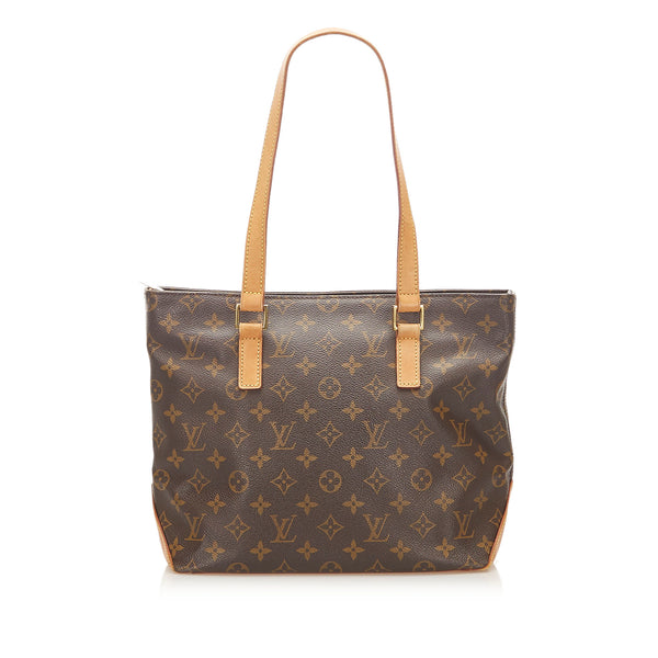 Louis Vuitton Monogram Cabas Piano Bag