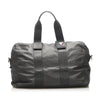 Gray Louis Vuitton V-Line Start Leather Travel Bag