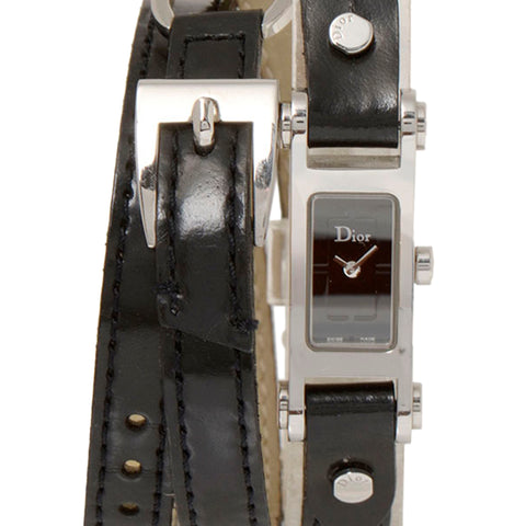 Black Dior Dior 66 Watch