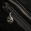 Black Chanel Caviar Medallion Tote Bag