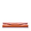 Orange Givenchy Medium Antigona Envelope Clutch Bag
