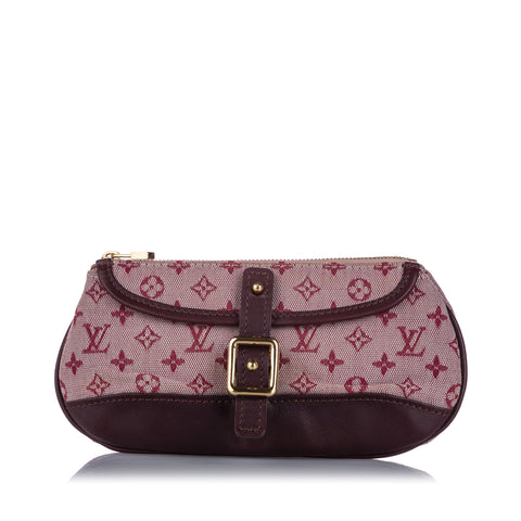 Red Louis Vuitton Mini Lin Anne Sophie