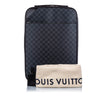 Black Louis Vuitton Damier Graphite Pegase Light 55 Bag