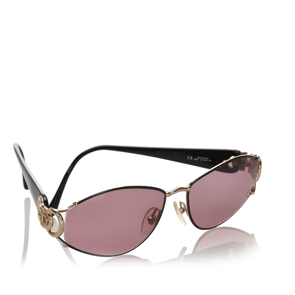 Brown Dior Tinted Sunglasses