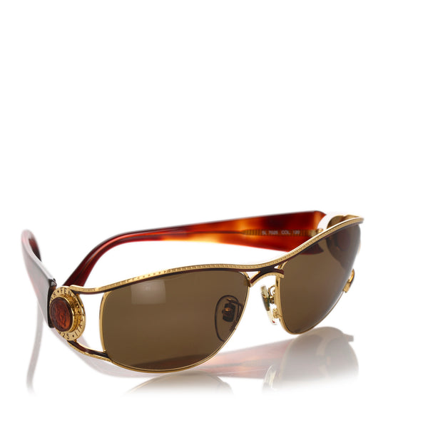 Brown Fendi Tinted Sunglasses