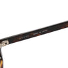 Brown Gucci Transparent Optical Frame