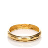 Gold Chanel Gold-Tone Bangle