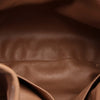 Brown Dior Libertine Leather Handbag Bag