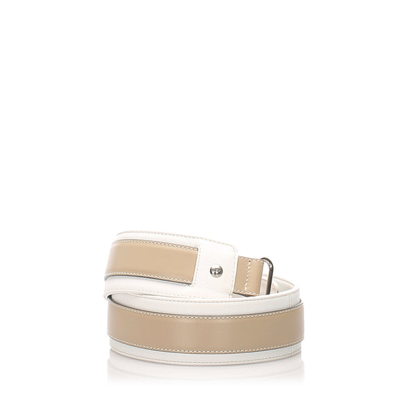 Brown Loewe Leather Belt