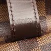 Brown Louis Vuitton Damier Ebene Broadway Bag