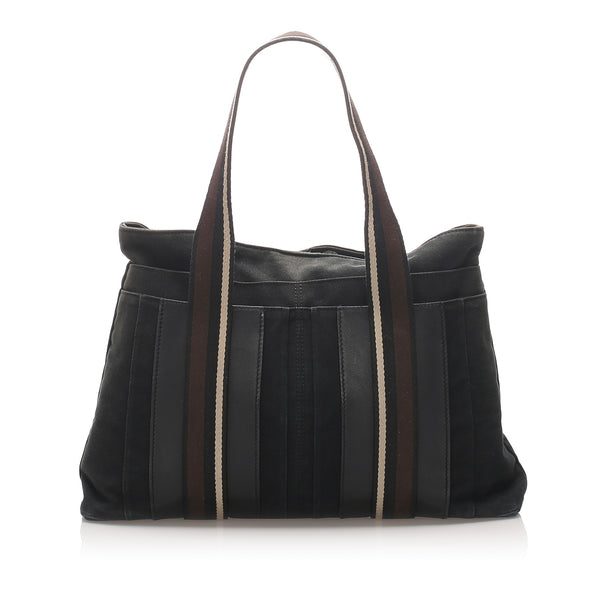 Black Hermes Sac Troca Horizontal MM Bag