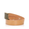 Pink Louis Vuitton Leather Belt