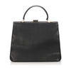 Black Ferragamo Leather Handbag Bag