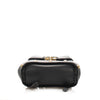 Black Ferragamo Leather Crossbody Bag