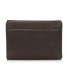 Brown Burberry Leather Pouch