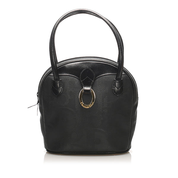 Black Dior Dior Oblique Handbag Bag