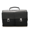 Black Prada Tessuto Briefcase Bag