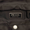 Black Prada Tessuto Handbag Bag