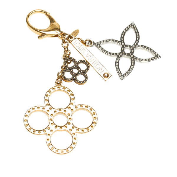 Gold Louis Vuitton Insolence Bag Charm