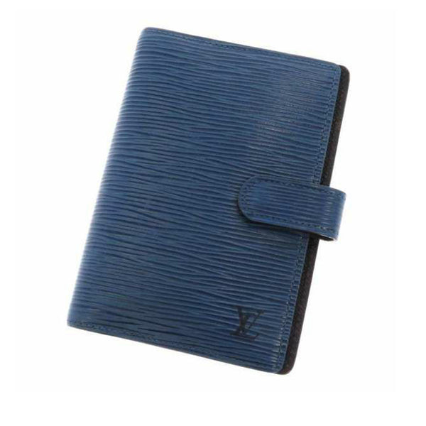 Blue Louis Vuitton Epi Agenda