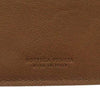 Brown Bottega Veneta Intrecciato Leather Wallet