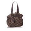 Brown Louis Vuitton Damier Ebene Verona MM Bag