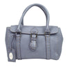 Purple Fendi Mini Selleria Linda Leather Handbag Bag