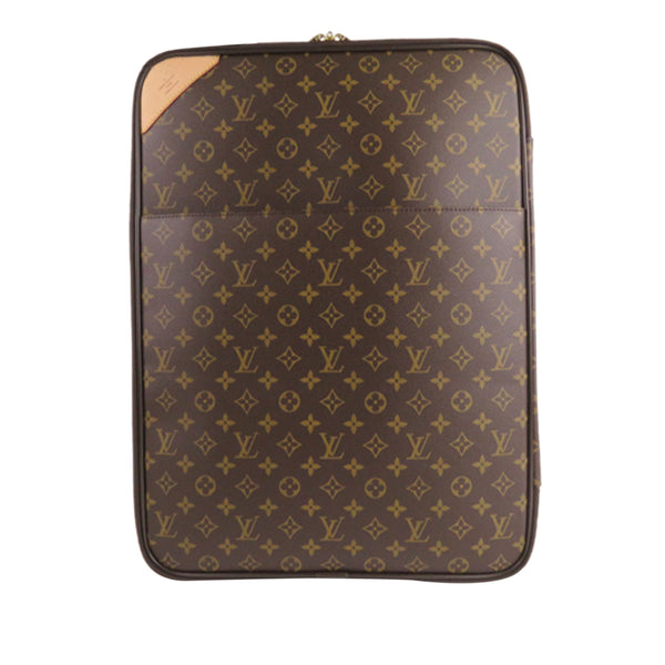 Brown Louis Vuitton Monogram Pegase 55 Bag