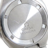 Silver Omega Seamaster Quartz Watch