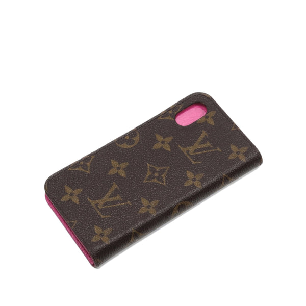Brown Louis Vuitton Monogram iPhone XS Case