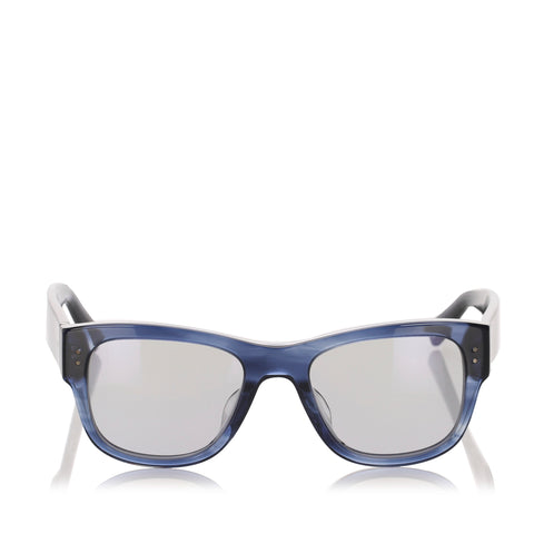 Blue Dolce&Gabbana Square Tinted Sunglasses