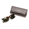 Brown Oliver Peoples Oliver Sun Square Tinted Sunglasses
