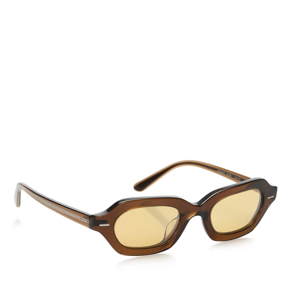Brown Oliver Peoples Tinted Sunglasses